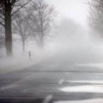 Hóátfúvás Zala megyében: több útszakaszt is lezárt a rendőrség