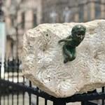 Szenes Hanna nőnapon kapott szobrot Budapesten