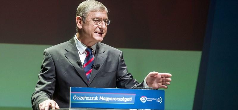 Iránytű Intézet: beérte az MSZP-t a DK és az LMP is