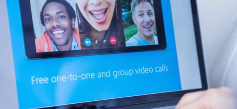Hasznos funkciókkal bővült a webes Skype, de nem mindenki örülhet neki