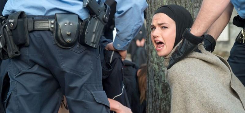 Mobilalkalmazással az erkölcsrendészet ellen Iránban