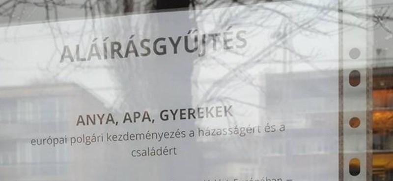 Válaszolt a Lipóti, miért volt homofóbnak tűnő hirdetés az egyik pékségük ablakán