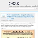 Könyvbezúzást szaboltált el az Országos Széchényi Könyvtár