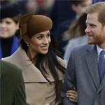 Megszegték a protokollt Harry herceg menyasszonyának kedvéért