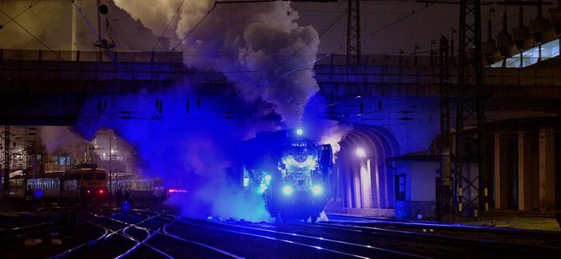Seres: Akiken a budapesti gyors átgázol