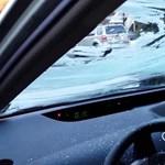 Megbüntette a rendőr, mert hidegben járatta az autót