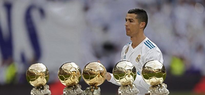 Cristiano Ronaldo elszólta magát a BL döntő után