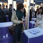 A Momentum a mobilgát ellen, a népszavazás mellett kampányol