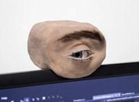 Ez a laptopra csíptethető kis kamera olyan, mint egy emberi szem – és úgy is viselkedik
