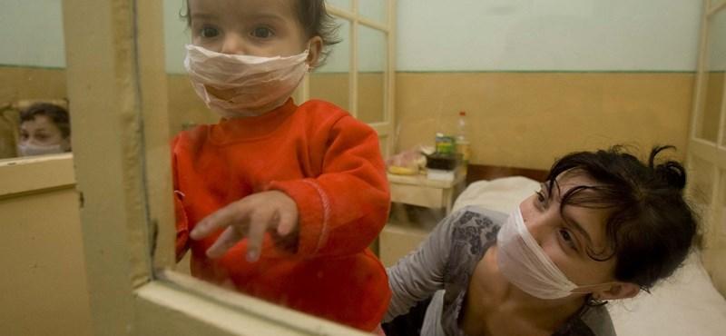 Támad az influenza, ezekben a kórházakban nem lehet látogatni