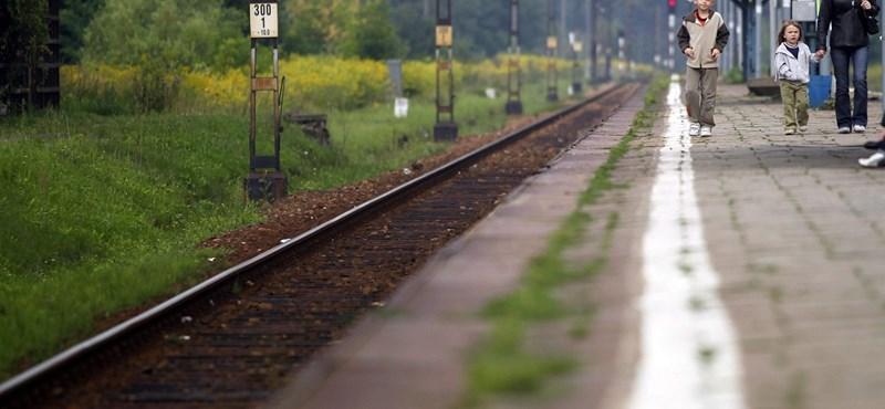 Késnek a vonatok a Budapest-Székesfehérvár vonalon