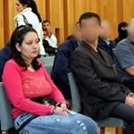 Elítélték a gránáttal gyilkoló volt rendőrt és családtagjait