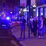 Terrortámadás Londonban - gázolás és késelés, több halott