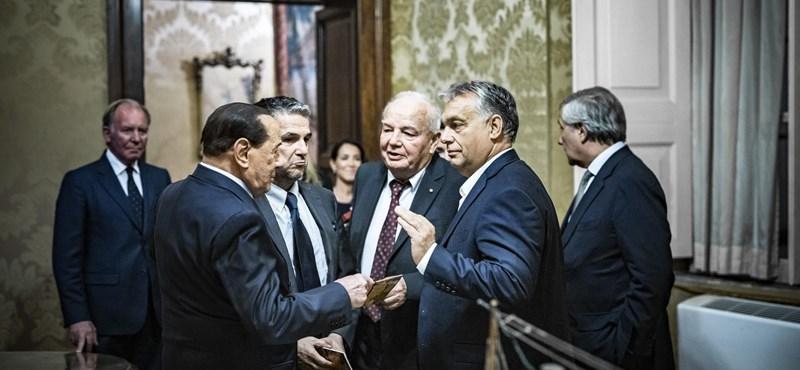 Orbán: Néhány hét múlva kiderülhet, hogy maradnak-e a Néppártban