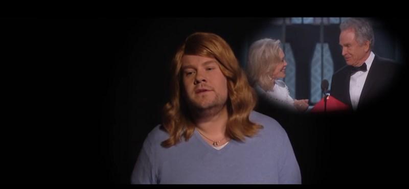 James Corden csodás La La Land-paródiával alázza az Oscar-égést