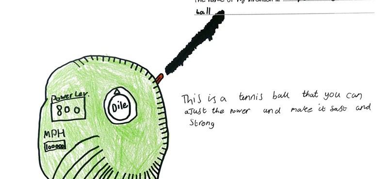 Valóra váltották a gyerekek rajzait, őrült találmányok születtek