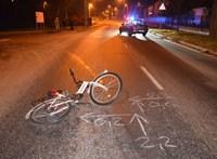 Kézzel emelték le a kocsit az alá szorult gyerekről a rendőrök Kiskunhalason