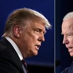 A járványról szólt a második amerikai elnökválasztási vita