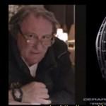 """""""Orosz vagyok és büszke rá"""" – Gerard Depardieu luxusórát reklámoz"""