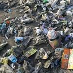 Tele van méreggel a Genfi-tóból kihalászott műanyag hulladék