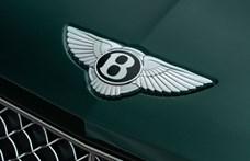 Máris felvarrták a Bentley Continental GT ráncait