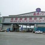 Súlyosan koronavírus-fertőzött állatokat találtak Peking nagybani piacán