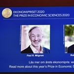 Az árverések elméleteiért kapták a közgazdasági Nobel-díjat