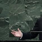 Trump megint elemében volt, kikacagták az ENSZ-ben