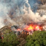 A láva után most sósav okoz veszélyt Hawaii szigetén