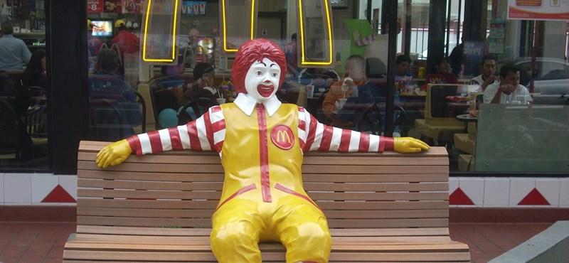Kiszáll a McDonald's az olimpiák támogatásából