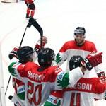 Megvan az első magyar győzelem a hokivébén