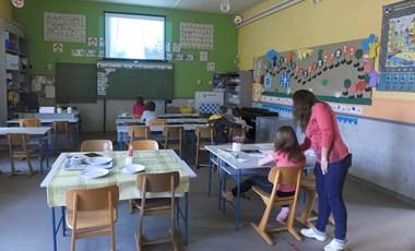 Ezek a nap képei - vannak iskolák, ahova bejárnak a diákok