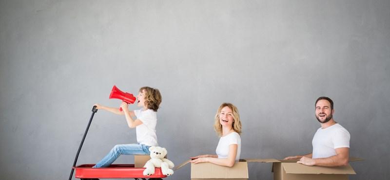 Boldog gyermeket nevelni: életmód