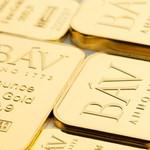 Várólistáról lehet csak aranytömböt venni a BÁV-nál