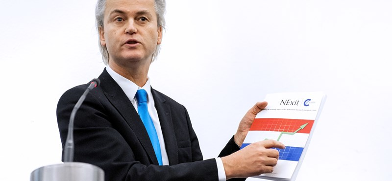 Rábólintott a holland parlament a szélsőjobbos pártvezér egyik ötletére