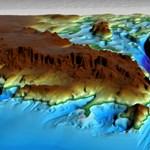 Gigantikus képződményeket fedeztek fel az Antarktisz jégpáncélja alatt