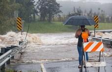 A klímaváltozás miatt néhány évtized alatt megnégyszereződött a természeti katasztrófák száma