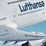 Kényszerleszállást hajtott végre a Lufthansa gépe Ferihegyen, miután megrepedt a szélvédője