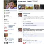 """Gyurcsány újabb levele a Facebookon: """"ez szégyenteljes hátraarc"""""""