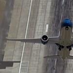 Itt van még egy elképesztő videó a függőlegesen felszálló Boeingról