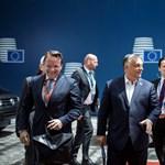 """Orbán az uniós csúcsról: """"Weber úr és Timmermans úr elestek"""""""