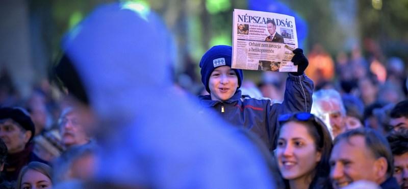 Jövő héten olvashatja a Népszabadság szerzőinek cikkeit