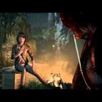 A copfos, trikós nő vérben fürdik: az új Lara Croft nem gyerekeknek való