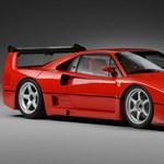 Belelapozna az ikonikus Ferrari F40 kézikönyvébe? Most megteheti