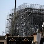 Újraindulnak a Notre-Dame megerősítési munkái