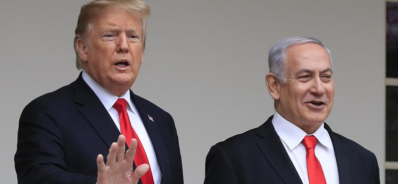 Trump beváltotta az Izraelnek tett ígéretét, és ezzel sokakat felháborított