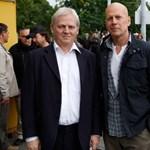 Bruce Willis 155 milliót hoz Budapestnek