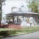 Videó: Ilyen pavilonok lesznek az állatkerttel szembeni bódék helyett a Ligetben