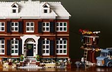 Nemcsak karácsony, már Lego sincsen Kevin nélkül: jön a Reszkessetek, betörők!-szett