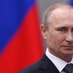Putyin ma teszi le negyedszer az elnöki esküt